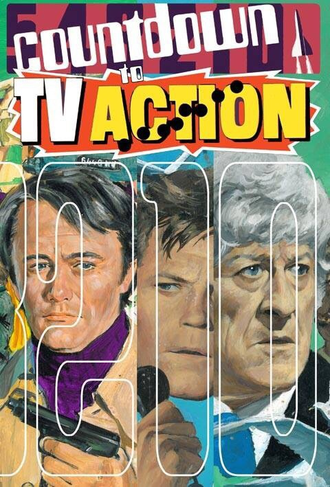 Countdown to TV Action Cover