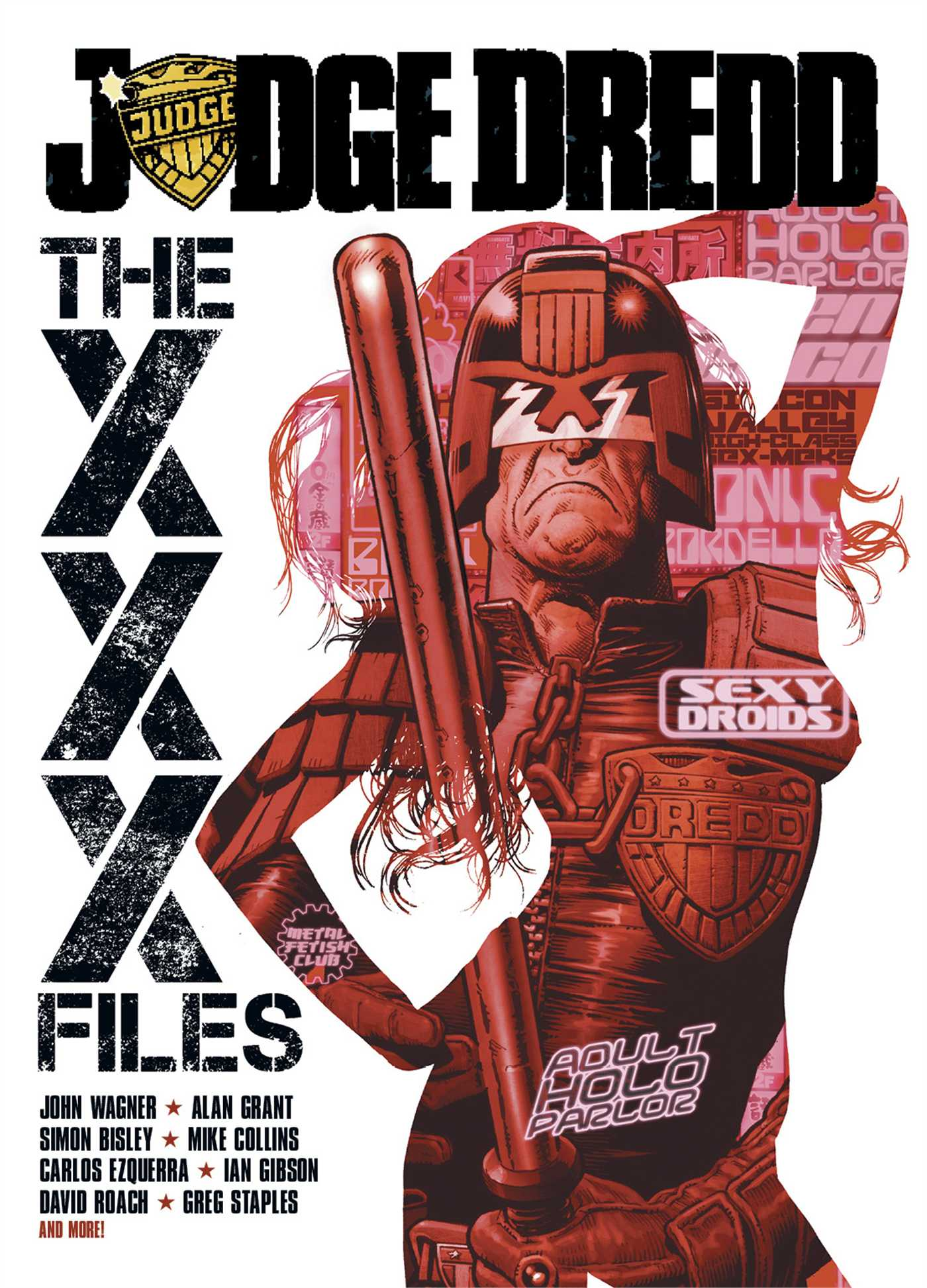 Judge Dredd: The XXX Files