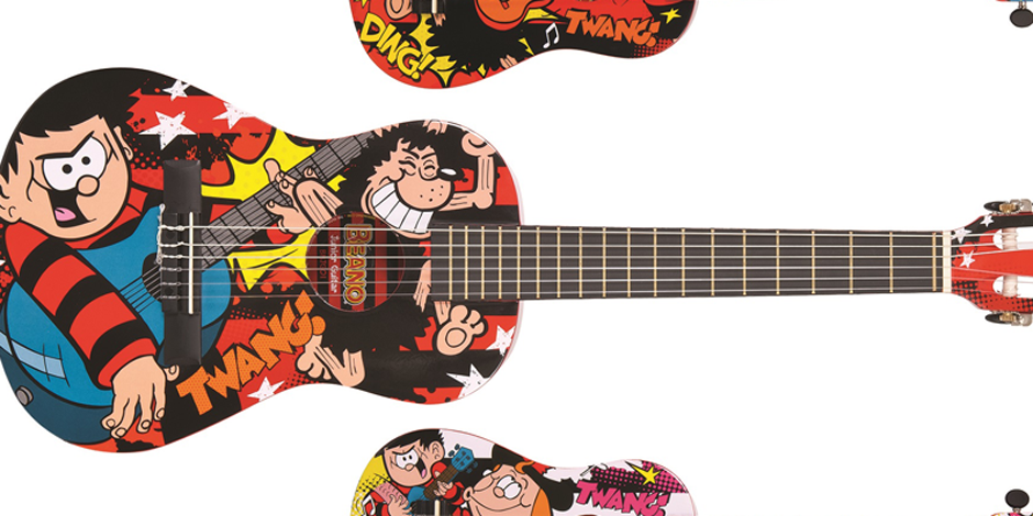 Beano Musical Instruments
