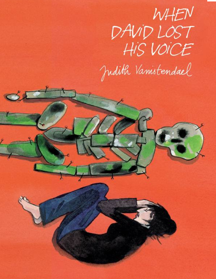 """When David Lost His Voice"" cover by Judith Vanistendael"