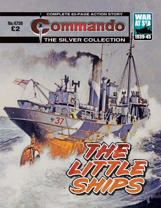 Commando 4730