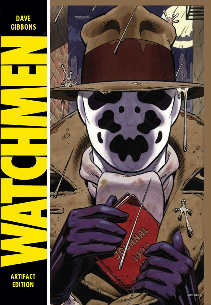 Dave Gibbons Watchmen: Artifact Edition