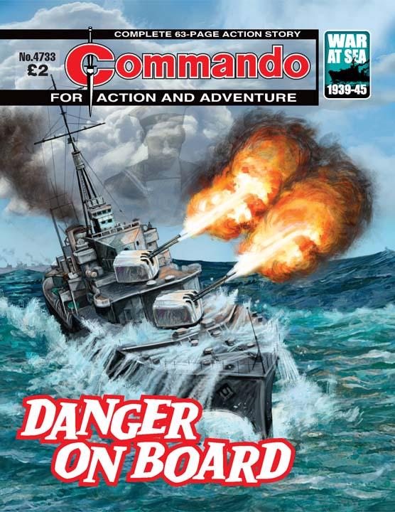 Commando 4733