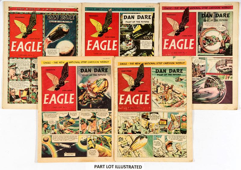 Eagle Volume 1 (1950-51)