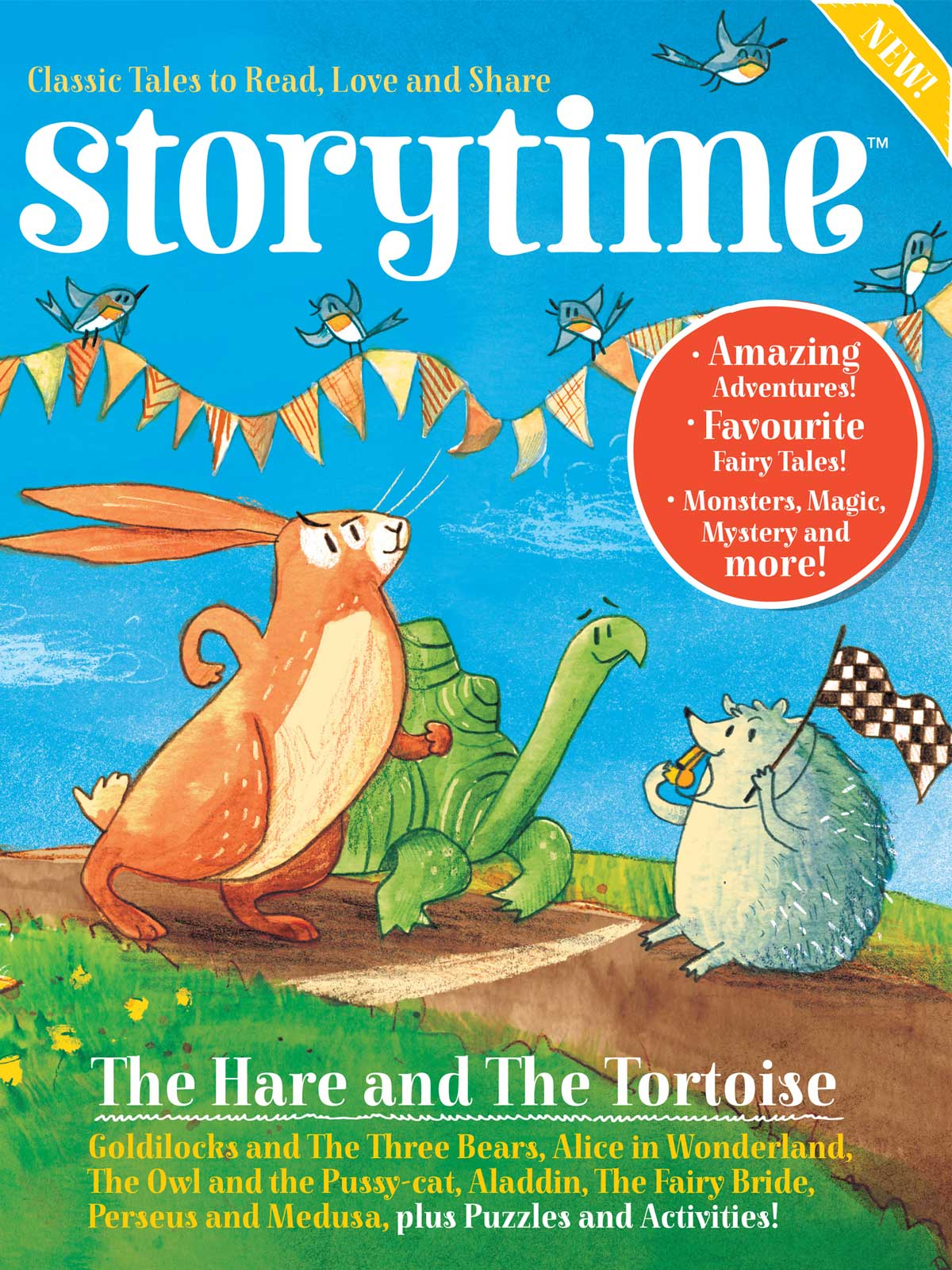 Storytime Magazine Issue One