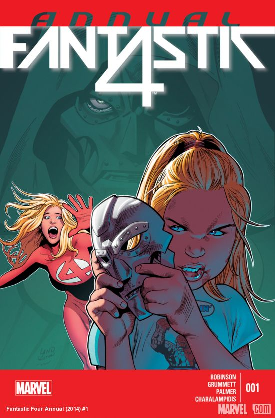 Fantastic Four Annual #1 (2014)