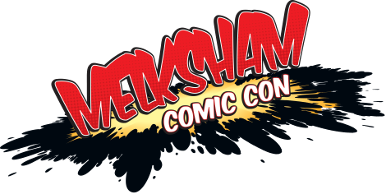 Melksham Comic Con Logo