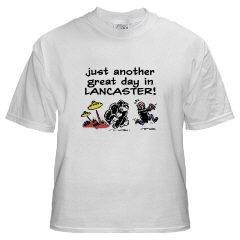 The Really Heavy Greatcoat: T-Shirts