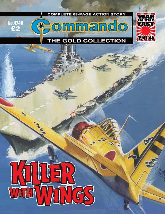 Commando 4748