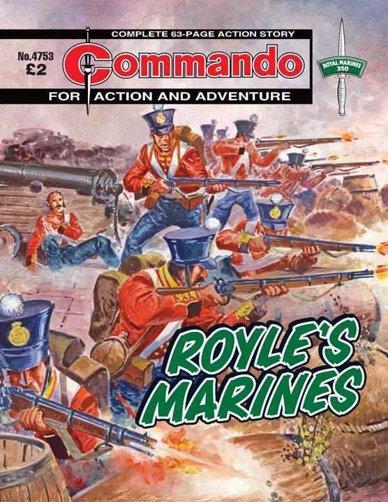 Commando 4753