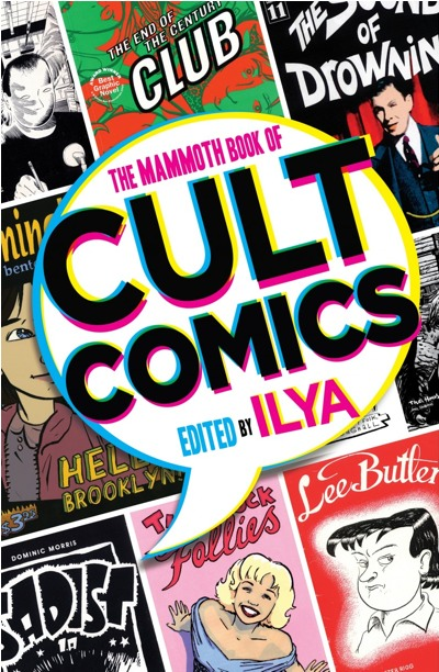 Cult Comics Cover