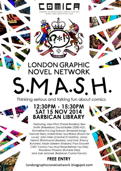 S.M.A.S.H. Poster 2014
