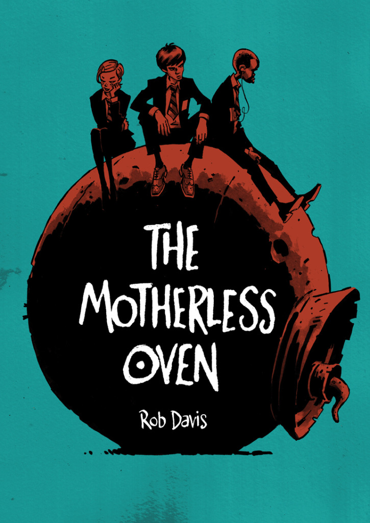 The Motherless Oven - Cover