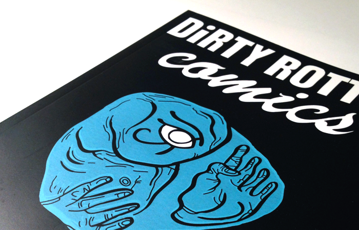 Dirty Rotten Comics Issue 3