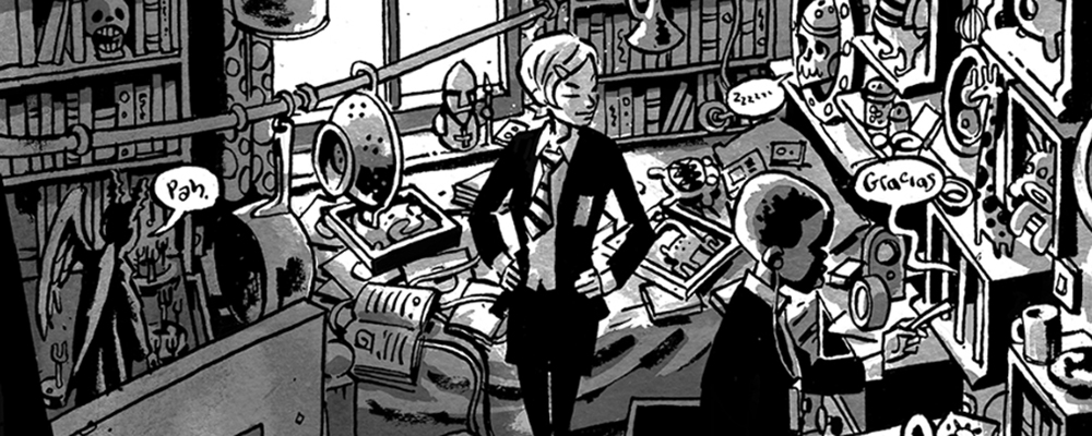The Motherless Oven - Sample Art