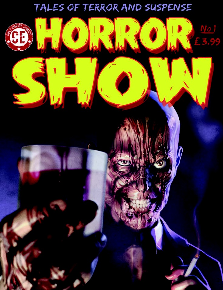 Cult Empire: Horror Show Cover
