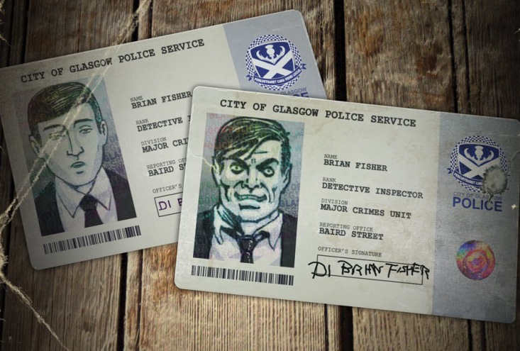 GoodCopBadCop #2 - ID Badges