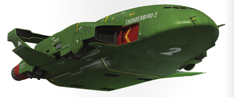 Thunderbird 2 - Thunderbirds Are Go