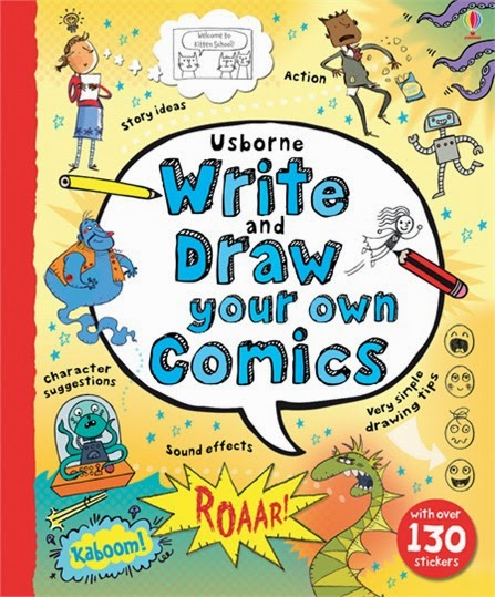 How to Write and Draw Your Own Comics
