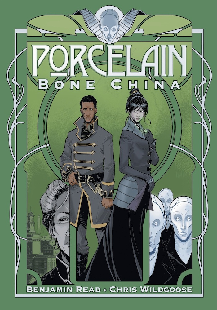 Bone China - Cover