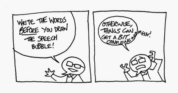 How To Make Legible Comics - 2