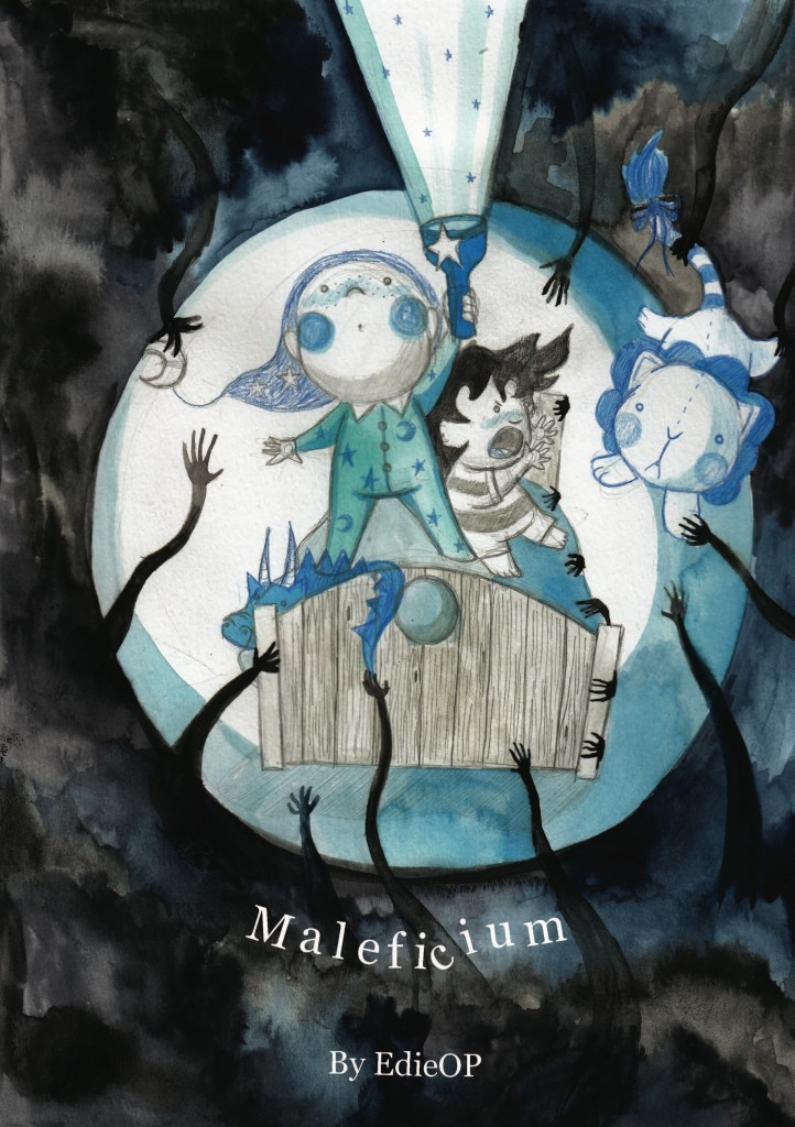 Maleficium by EdieOp - Cover