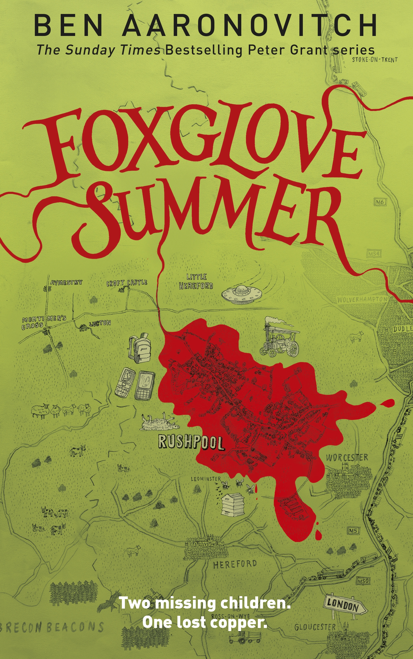 Foxglove Summer by Ben Aaronovitch