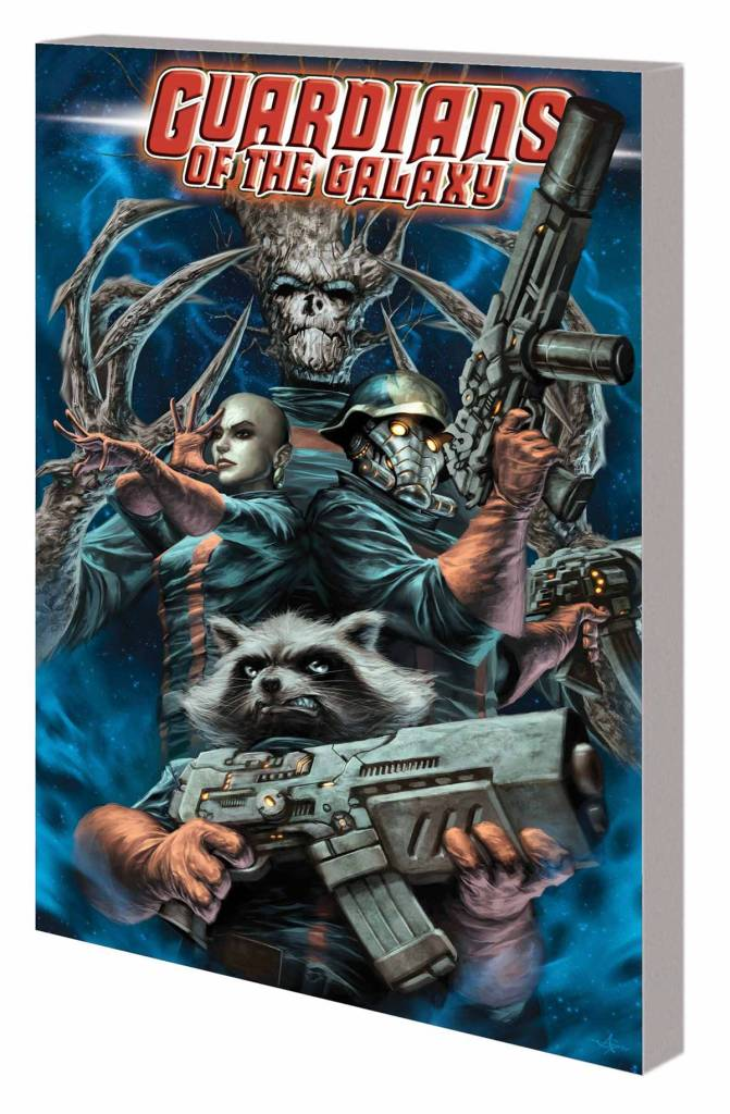 Guardians of the Galaxy Complete  Volume 2 - Cover