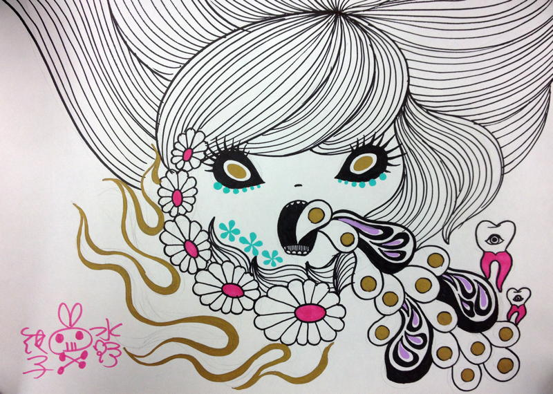 Art by Junko Mizuno