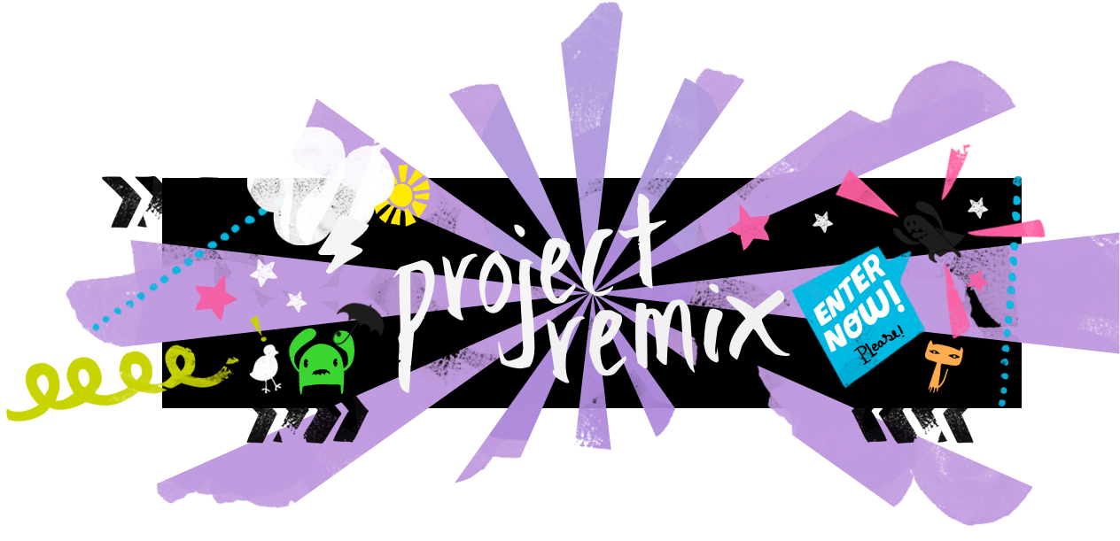 Project Remix Banner