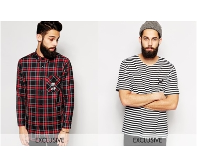 Elements of the N16 Vintage designed Beano fashion line. Image courtesy of ASOS.com