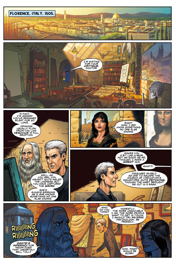 Doctor Who The Twelfth Doctor #3 - Preview 2
