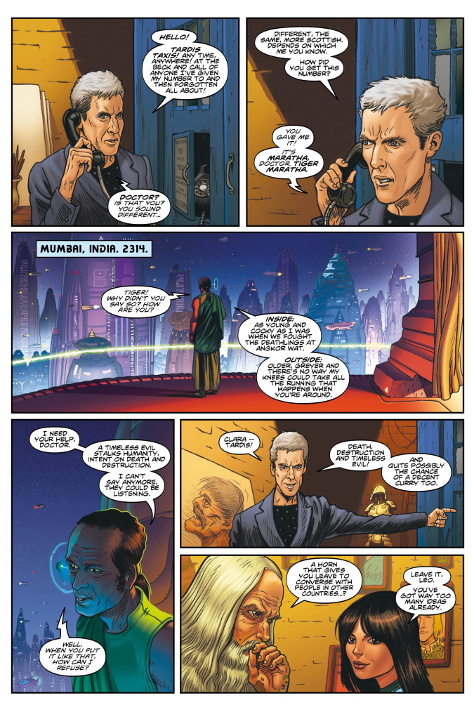 Doctor Who The Twelfth Doctor #3 - Preview 3