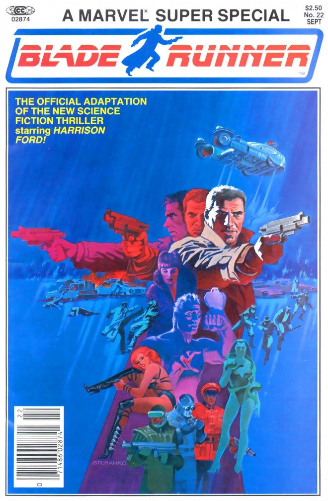 Marvel Super Special #22: Blade Runner