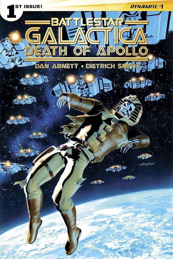 Battlestar Galactica: Death of Apollo #1