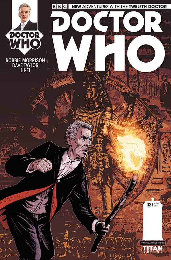 Doctor Who The Twelfth Doctor #3