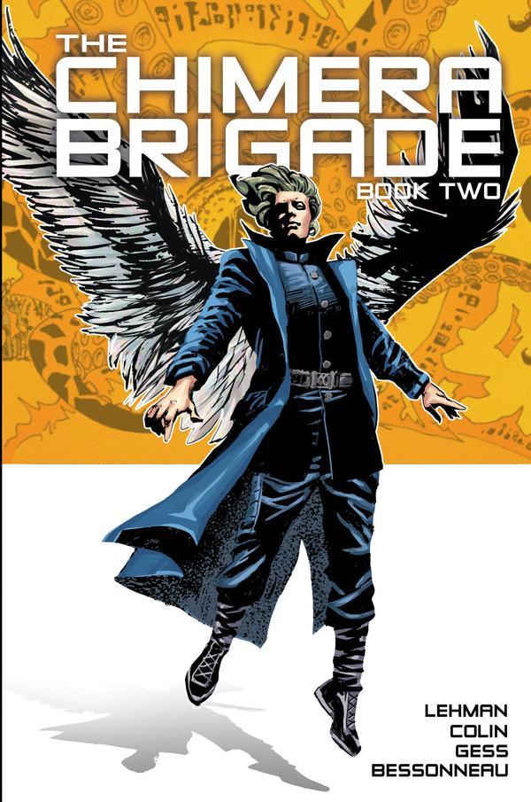 The Chimera Brigade Book Two