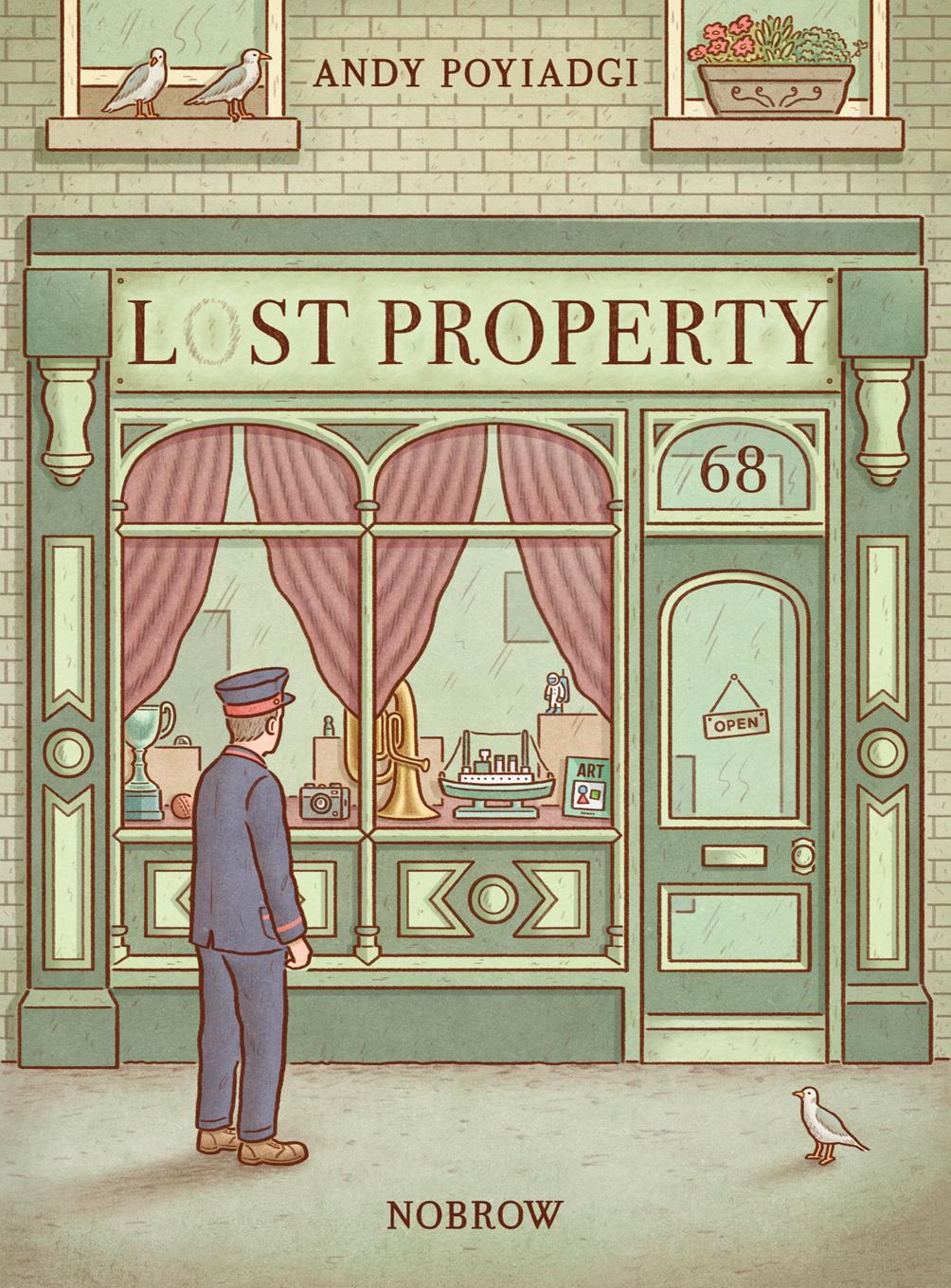 Lost Property - Cover