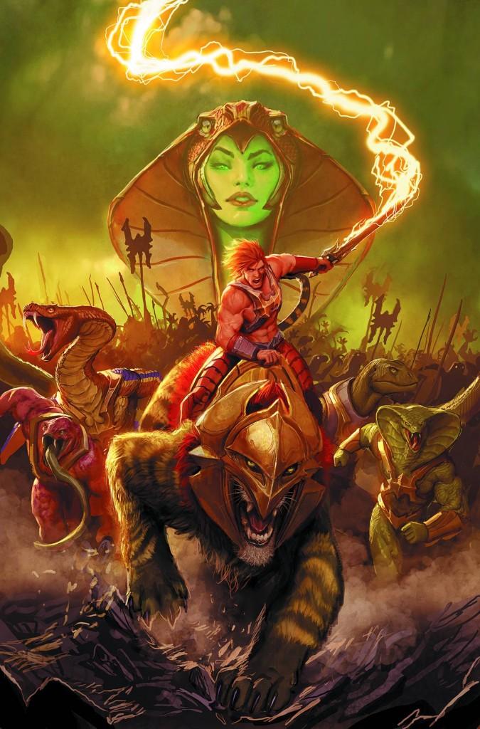 He-Man: The Eternity War #2