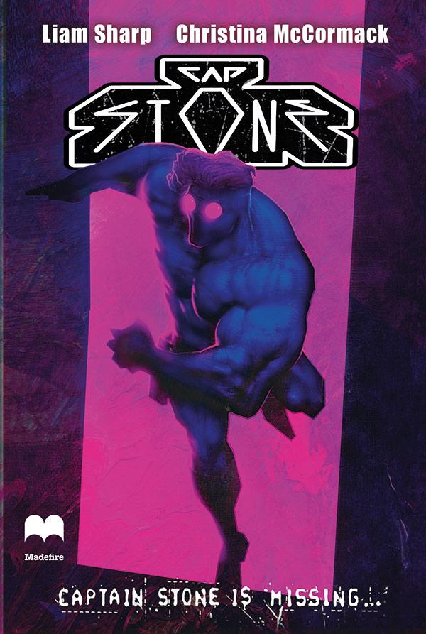 Cap Stone #3 Cover