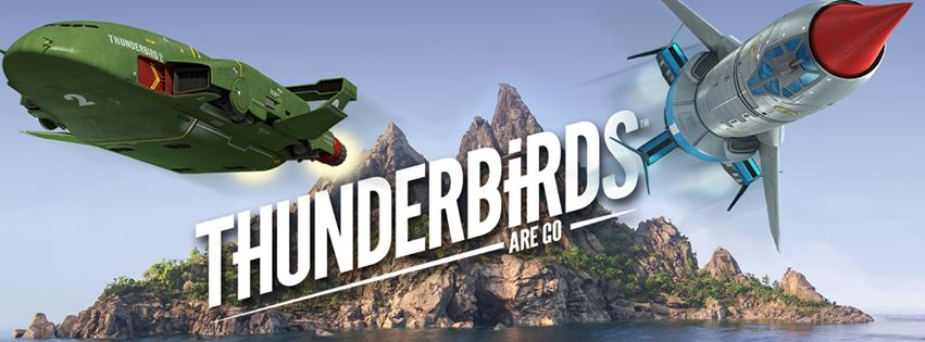 BeyondTheStory: Thunderbirds Are Go Promotional Image
