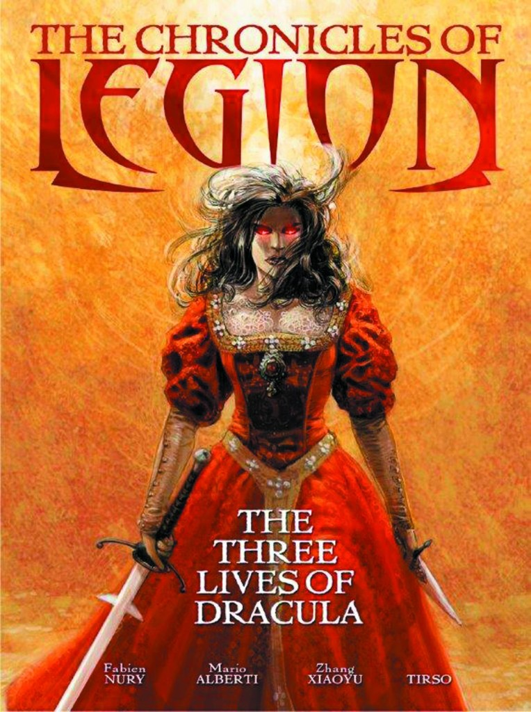 Chronicles Of Legion Hard Cover Volume 2