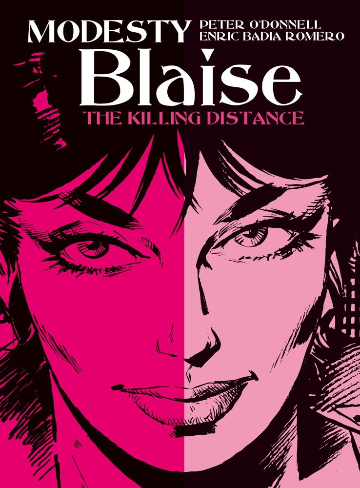 Modesty Blaise: Distance