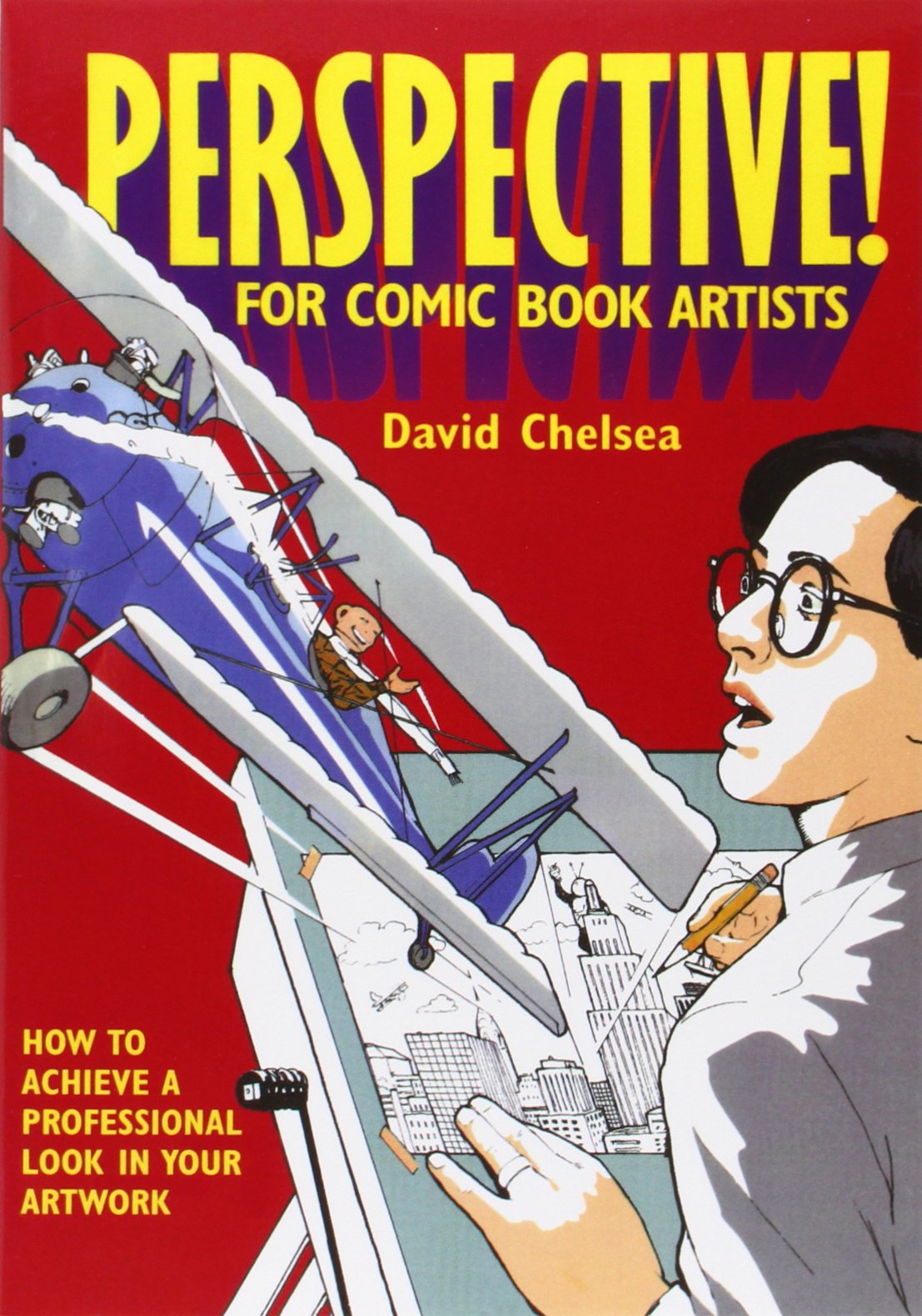Perspective for Comic Artists by David Chelsea