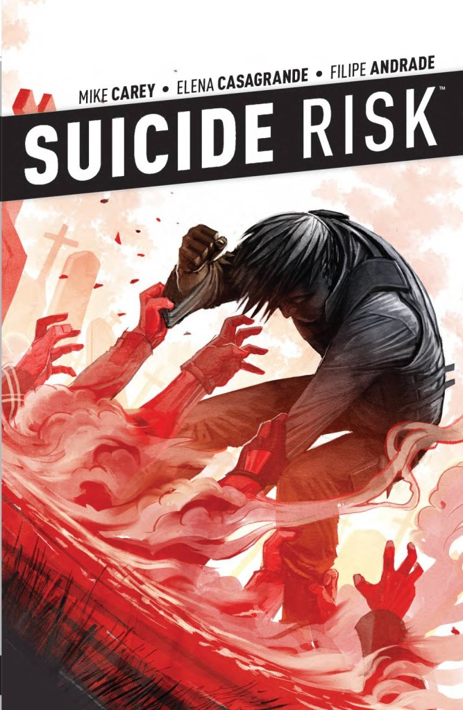 Suicide Risk Trade Paperback Volume 4