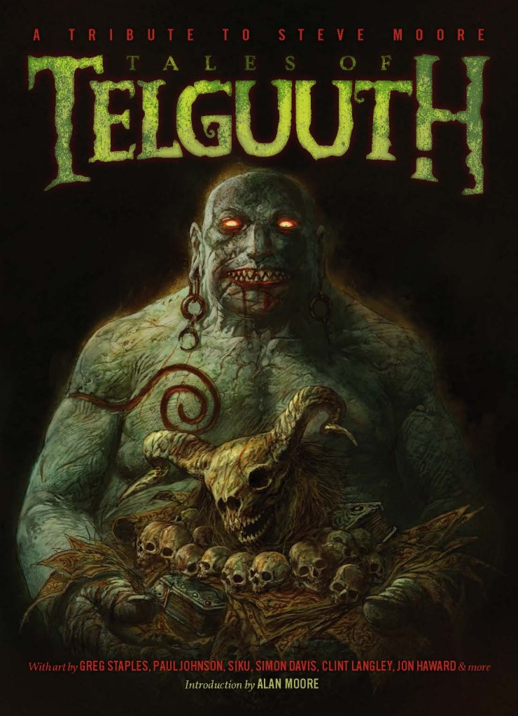 Tales of Telguuth: A Tribute to Steve Moore
