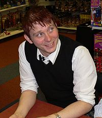 Eddie Robson. Photo by Tim Drury (Wikimedia).