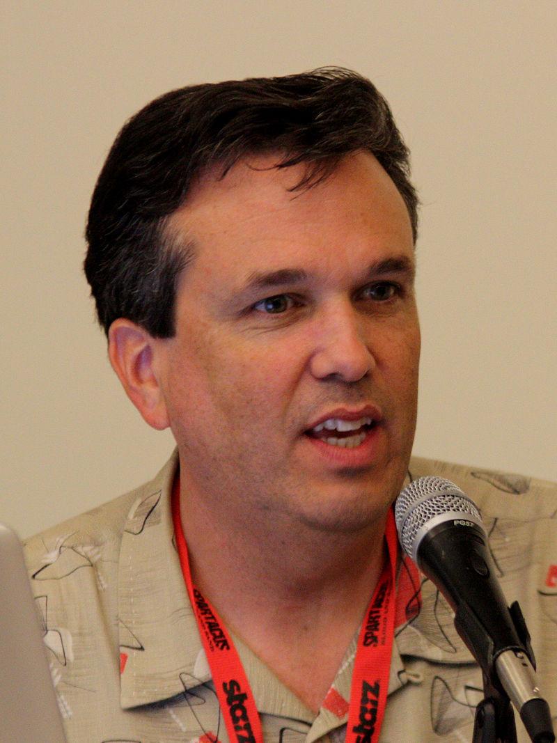 BBill Morrison at the 2009 Comic Con in San Diego. Photo: Gage Skidmore (via Wikimedia)