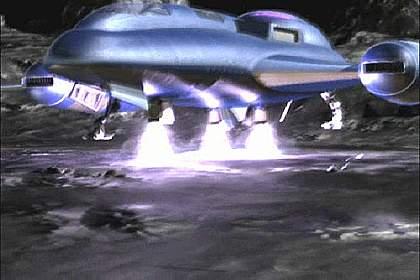 Dan Dare: Pilot of the Future - FX Shot