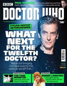 Doctor Who Magazine 484